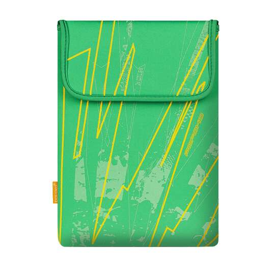 """Etui Pofoko Frozen Series 11.6"""" - Kolor: zielony"""