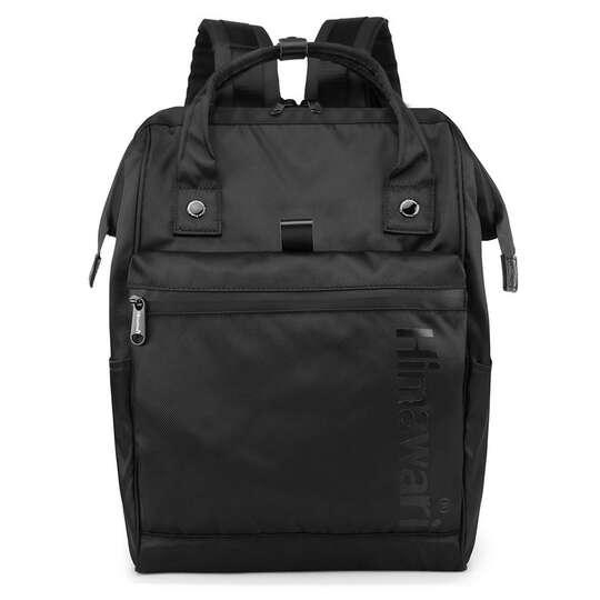"Plecak Himawari FSO-H001 wodoodporny na laptopa 13,3"" - Kolor: czarny"