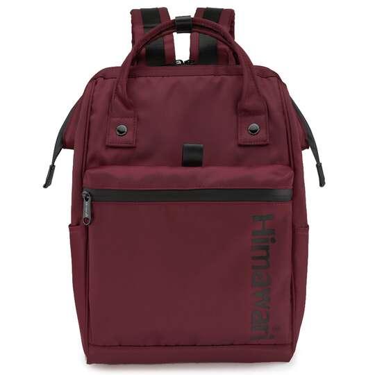 "Plecak Himawari FSO-H001 wodoodporny na laptopa 13,3"" - Kolor: bordowy"