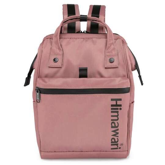 "Plecak Himawari FSO-H001 wodoodporny na laptopa 13,3"" - Kolor: różowy"