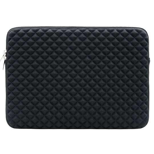 "Etui Diamonds na laptopa 11,6""  - Kolor: czarny"