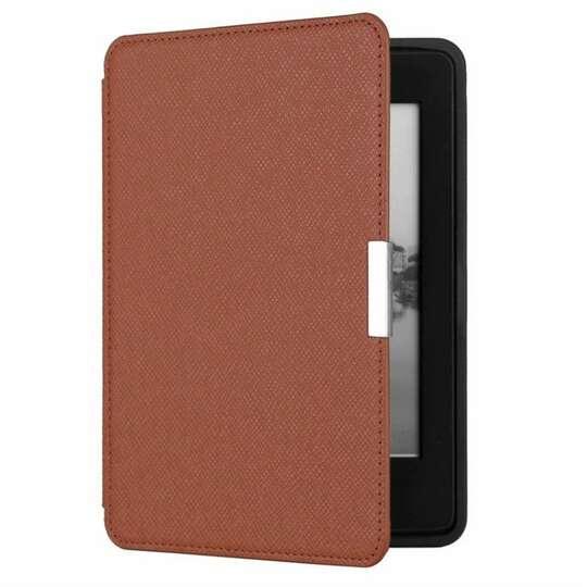 Etui Kindle Paperwhite 1/2/3 - Kolor: brązowy