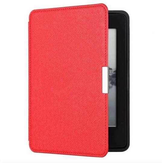 Etui Kindle Paperwhite 1/2/3 - Kolor: czerwony