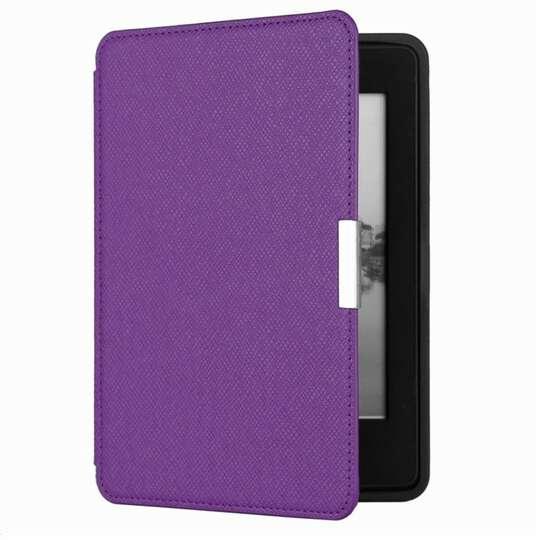 Etui Kindle Paperwhite 1/2/3 - Kolor: fioletowy