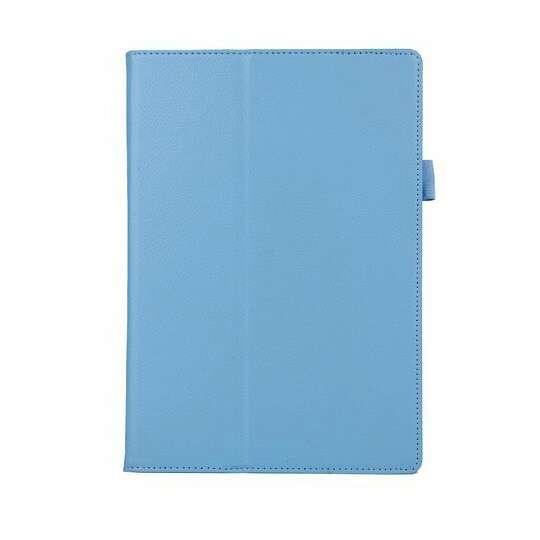 Etui Lenovo Tab 2 A10-70 / Tab 3 10 Business folia i rysik - Kolor: niebieski