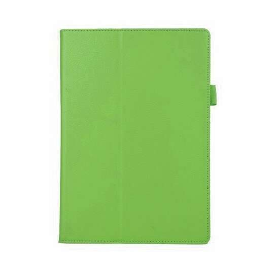Etui Lenovo Tab 2 A10-70 / Tab 3 10 Business folia i rysik - Kolor: zielony