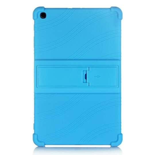 Etui silikonowe Samsung Galaxy Tab A 10.1 2019 T510 T515 - Kolor: jasnoniebieski
