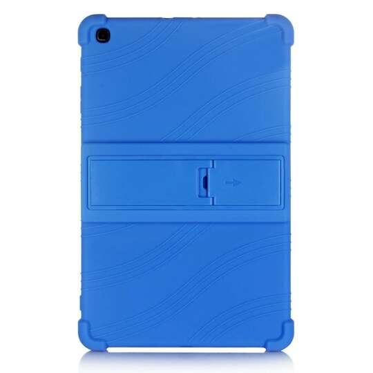 Etui silikonowe Samsung Galaxy Tab A 10.1 2019 T510 T515 - Kolor: ciemnoniebieski