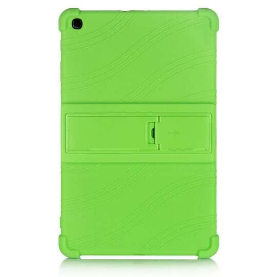 Etui silikonowe Samsung Galaxy Tab A 10.1 2019 T510 T515 - Kolor: zielony