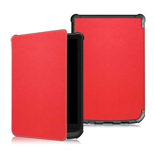 Etui Pocketbook 616/627/632/Touch Lux 4/Basic Lux 2/Touch HD 3 - Kolor: czerwony