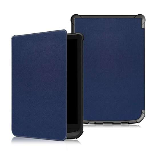 Etui Pocketbook 616/627/632/Touch Lux 4/Basic Lux 2/Touch HD 3 - Kolor: granatowy