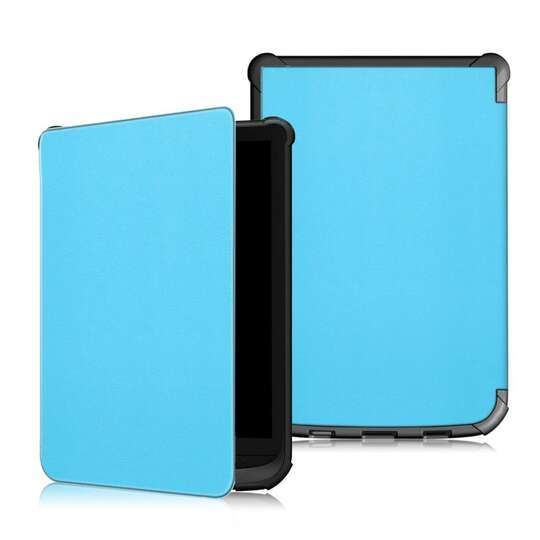 Etui Pocketbook 616/627/632/Touch Lux 4/Basic Lux 2/Touch HD 3 - Kolor: niebieski