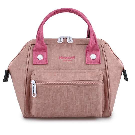 Torebka/plecak Himawari SS9113  - Kolor: różowy
