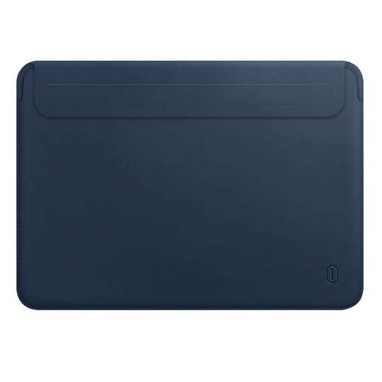 Etui WIWU Skin Pro II na Macbooka Pro 13/Macbooka Air 13 - Kolor: granatowy
