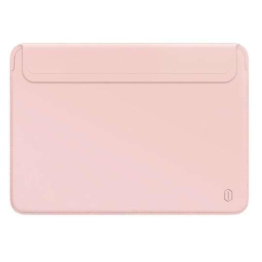 Etui WIWU Skin Pro II na Macbooka Pro 13/Macbooka Air 13 - Kolor: różowy