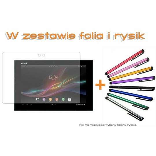 Etui Sony Xperia Z2 Tablet + folia i rysik